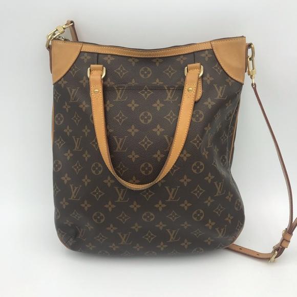 Louis Vuitton Handbags - Louis Vuitton Odeon GM monogram with strap